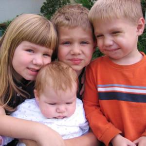 Byron, Laurel, Brent and Elise