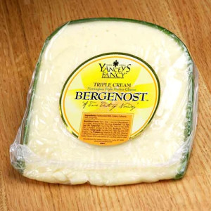 Delicious Bergenost Cheese