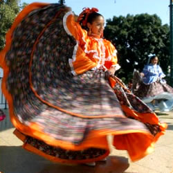 Cinco De Mayo Dancer