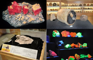 Rice NW Museum of Rocks and Minerals - Plus Fossils, Petrified Wood and Fluorescent Minerals