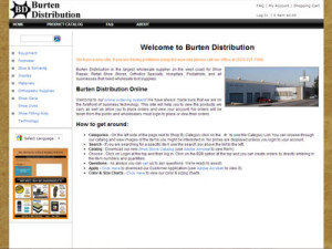 Burten Distribution 2012