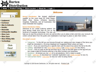 burten-distribution