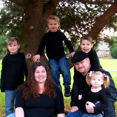 Davis Family - Christmas 2009