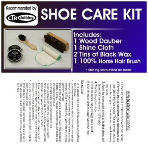 CTR Shine Kit