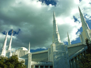 LDS Temple - Portland, OR