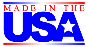 Made in the USA Logo Small PNG. Link back if you use.