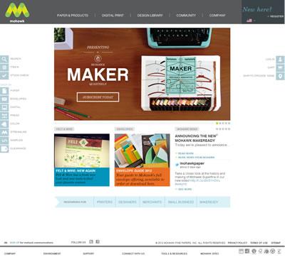 MohawkConnects.com - No Longer MohawkPaper.com