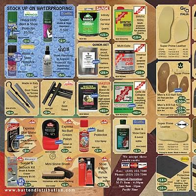 Shoe Repair Mailer #15