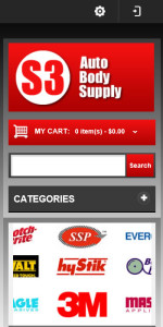 ShopSmartSupply.com - Mobile