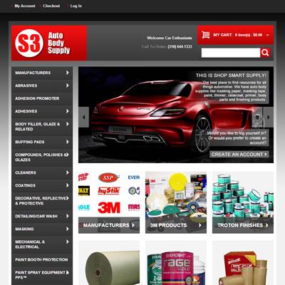 ShopSmartSupply.com - Responsive