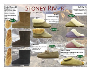 Stoney River Slick