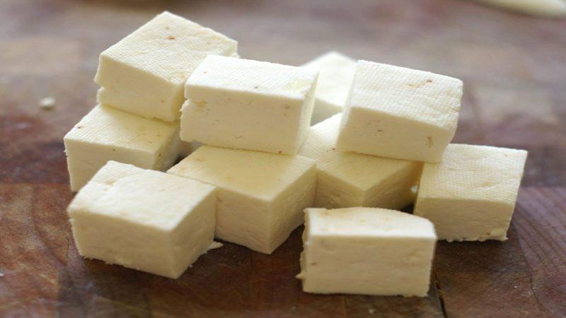 Paneer Cheese Cubes